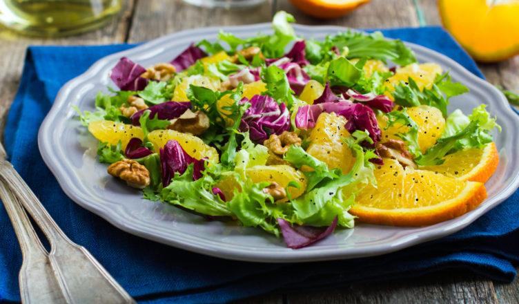 Salad Orange