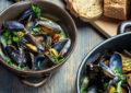 Marinara mussels