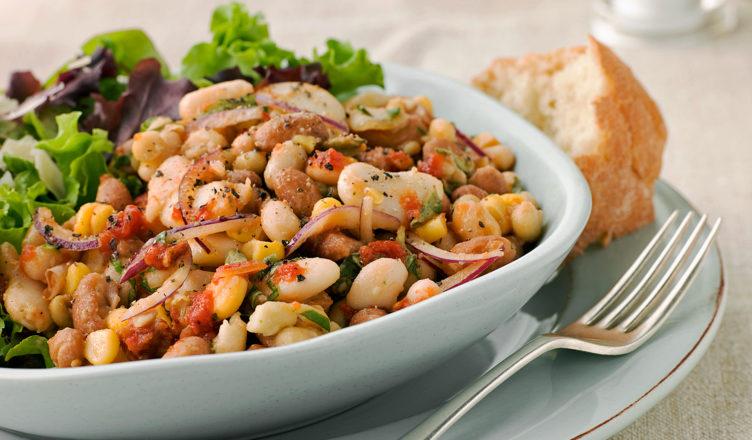 Fresh Bean Salad