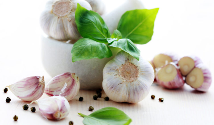 Problems with Garlic?