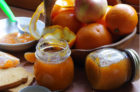 ORANGE MARMALADE WITH CINNAMON AND COGNAC