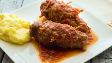 Roman style Meat Rolls